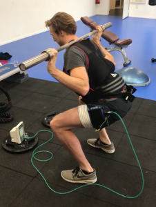 Blood flow restriction training BFR fysiotherapie VKB